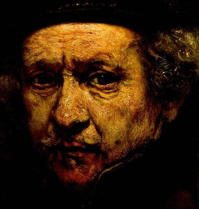 Self-Portraits / Rembrandt van Rijn